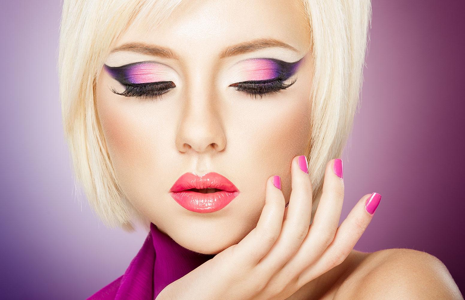 Конкурсный макияж модельное агенство правдинск